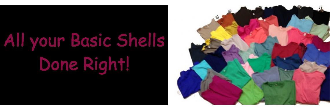 Tznius Shells