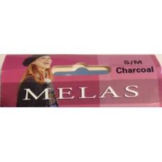 Melas black tights (1 pair)