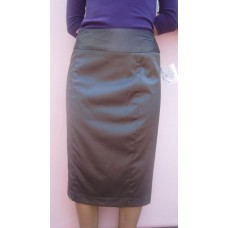2 Seam Pencil Skirt 25""